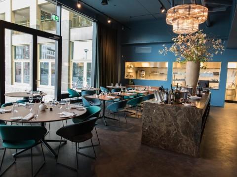 Restaurant Fitzgerald Rotterdam